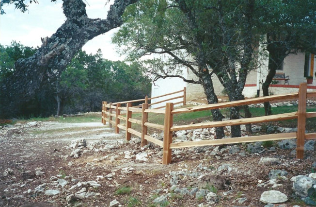 wood-fencing