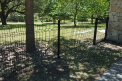 Decorative Metal Fence 2
